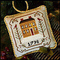Old Colonial (Sampler Tree) - Cross Stitch Pattern