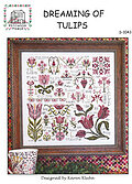 Dreaming of Tulips - Cross Stitch Pattern