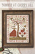 Summer at Cherry Hill - Cross Stitch Pattern