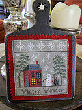 Winter Wonder - Cross Stitch Pattern