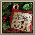 Thread Keeper - Cross Stitch Pattern