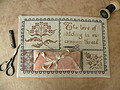 Common Thread Stitcher's Mat - Cross Stitch Pattern
