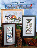 Birds of Wisdom - Cross Stitch Pattern