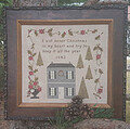 Christmas in My Heart 1843 - Cross Stitch Pattern