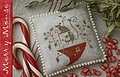 Merry Mouse - Cross Stitch Pattern