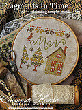 Fragments in Time #7 - Cross Stitch Pattern