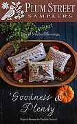 Goodness & Plenty - Cross Stitch Pattern