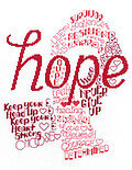 Let's Hope - Cross Stitch Pattern