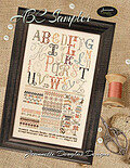 ABC Sampler - Cross Stitch Pattern