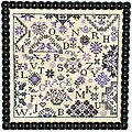 Simple Gifts - Grace - Cross Stitch Pattern