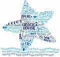 Let's Live by the Sea - Cross Stitch Pattern