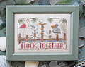 Flock Together - To the Beach #3 - Cross Stitch Pattern