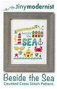 Beside the Sea - Cross Stitch Pattern