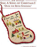Sing a Song of Christmas I - Cross Stitch Pattern