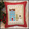 Snow Place Like Home - Cross Stitch Pattern