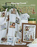 Protected Babies - Cross Stitch Pattern