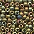 Mill Hill 16618 Mayan Gold Glass Pony Beads - Size 6/0