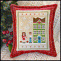 Snow Place Like Home 5 - Cross Stitch Pattern