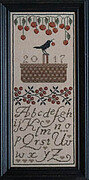 Cherry Picker - Cross Stitch Pattern