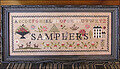 Samplers - Cross Stitch Pattern