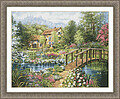 Shades of Summer - Cross Stitch Pattern