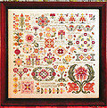 Dreaming of Mums - Cross Stitch Pattern