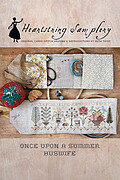 Once Upon a Summer Huswife - Cross Stitch Pattern