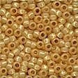 Mill Hill 18822 Golden Opal Glass Pony Beads - Size 8/0