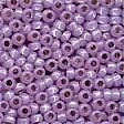 Mill Hill 18824 Opal Lilac Glass Pony Beads - Size 8/0