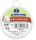 Beadalon Wire - 7 Strand - Black - .018 inch