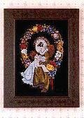 Lady of the Thread - Cross Stitch Pattern