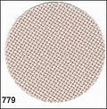 32 Count Light Taupe Lugana Fabric 36x55