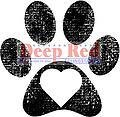 Pawprint - Cling Rubber Stamp