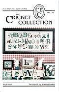 Alphabet #32 - Cross Stitch Pattern