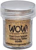 Pearl Gold Sparkle WOW! Embossing Powder 15ml