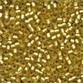 Mill Hill 62031 Frosted Gold Beads - Size 11/0