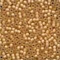 Mill Hill 62040 Frosted Apricot Beads - Size 11/0