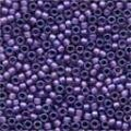 Mill Hill 62042 Frosted Royal Purple Beads - Size 11/0