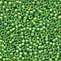 Mill Hill 62049 Frosted Spring Green Beads - Size 11/0
