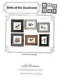 Birds Of The Southwest - Cross Stitch Pattern