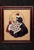 Quiltmaker - Cross Stitch Pattern