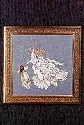 Angel Of Mercy - Cross Stitch Pattern