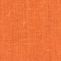 28 Count Tropical Orange Linen Fabric 9x13