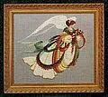 Angel of Autumn - Cross Stitch Pattern