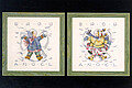 Giggles In the Snow - Mirabilia Cross Stitch Pattern