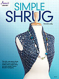 Simple Shrug - Crochet Pattern