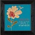 Amazing Grace (Amylee Weeks) - Beaded Cross Stitch Kit