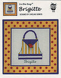 Brigitte - Cross Stitch Pattern