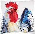 Spanish Handsome - Stamped Needlepoint Cushion Kit