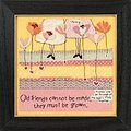 Old Friends (Curly Girl Design) - Beaded Cross Stitch Kit